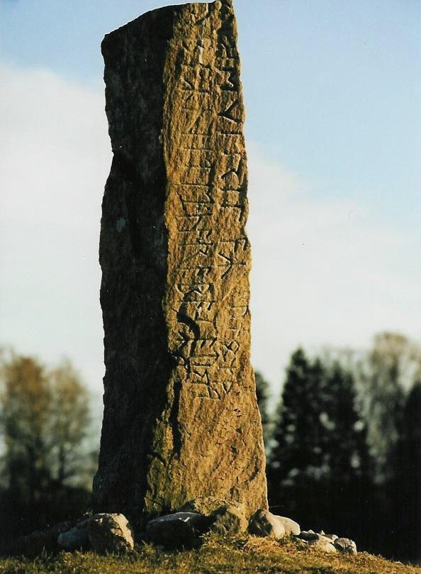 Runsten i Järsberg.